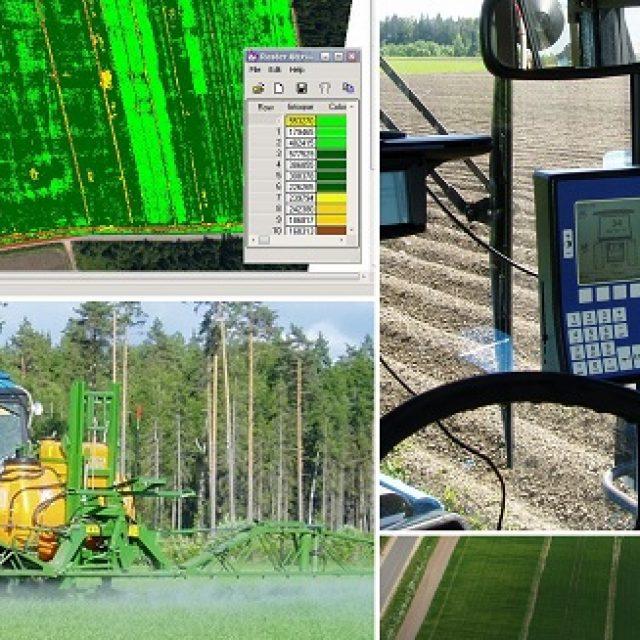 Использование данных ДЗЗ в сельском хозяйстве