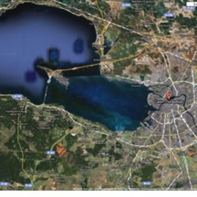 Экологические риски Финского залива