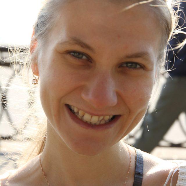 Inna V. Trofimova (Solovyeva)
