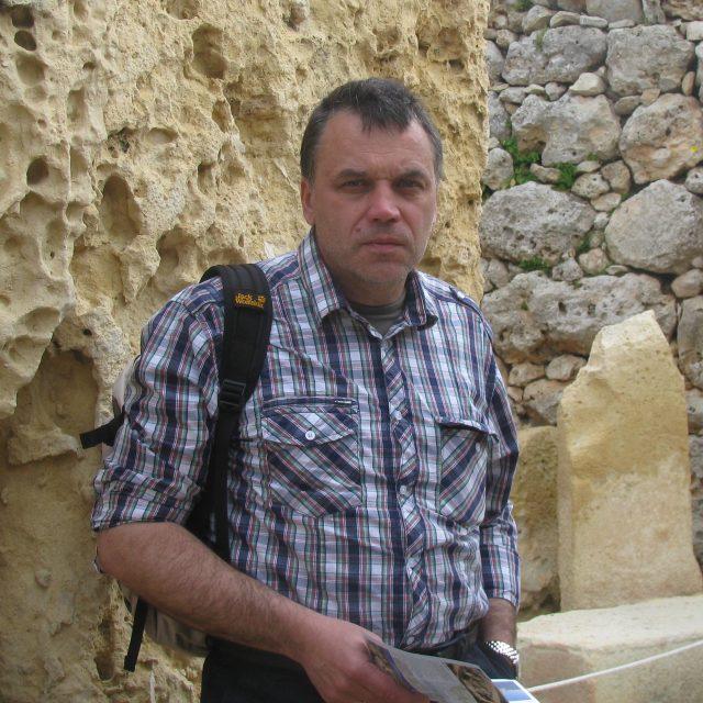 Верзилин Дмитрий Николаевич