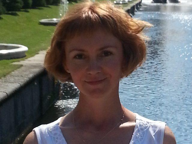 Anna V. Ikonnikova