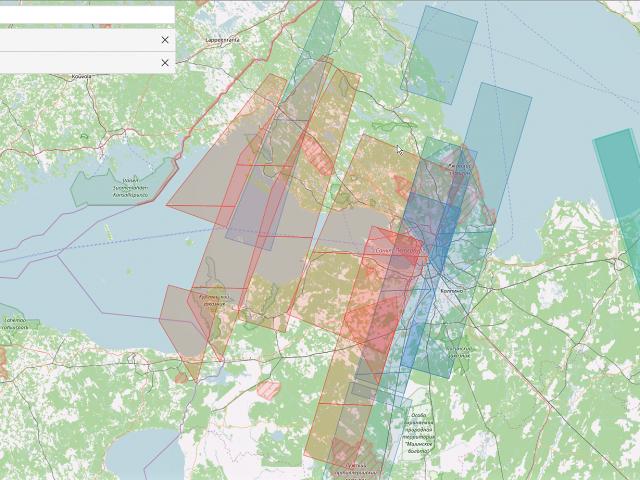 Развитие фонда пространственных данных Ленинградской области