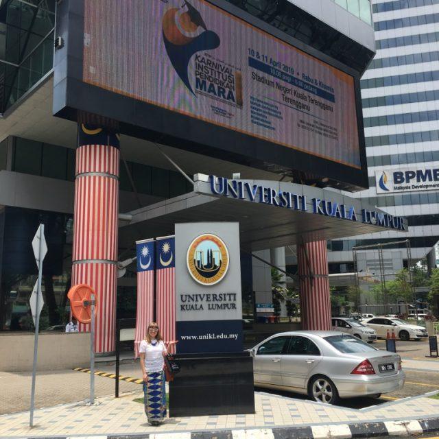 InMotion в Куала-Лумпур