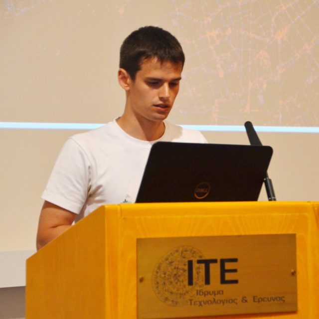 Young Scientists Conference in Crete