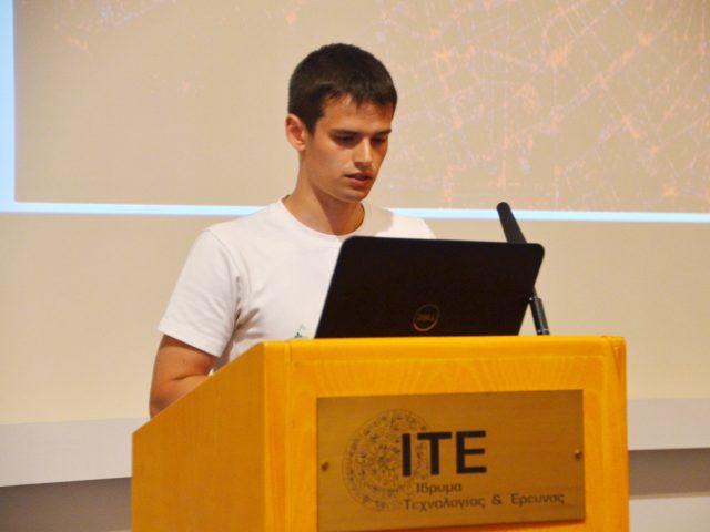 Конференция молодых ученых на Крите